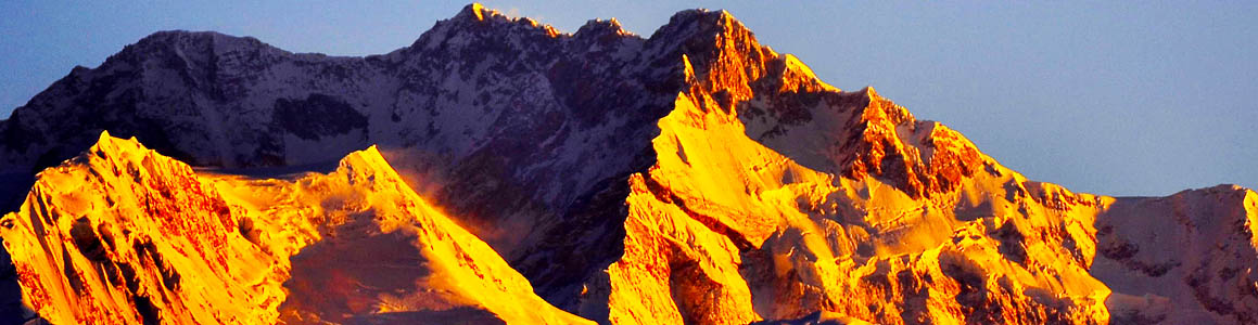 873 words short essay on the Himalayas (Written in English Language)