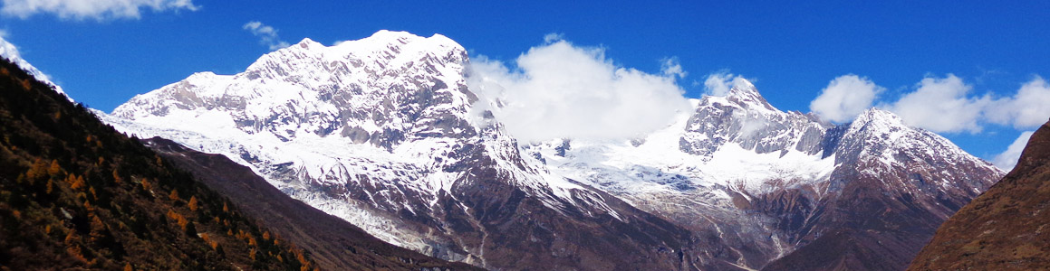 Short essay on the Role of the Himalayas (India)
