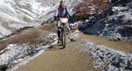 Biking-annapurna