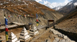 Way-to-Muktinath