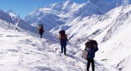 Annapurna-route