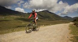 Bhutan-Biking