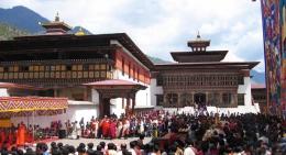 Bhutan-festival