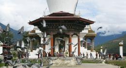 Monastary-Bhutan
