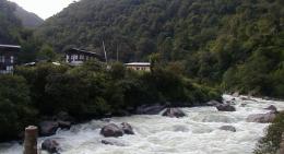 River-Bhutan