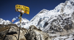 Way to Everest Base Camp
