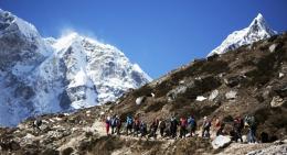 Everest-trail