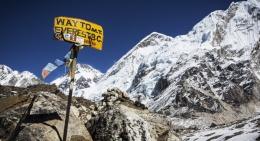 Everest-scenery