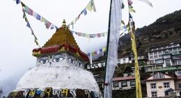 Chorten-Namche Bazar