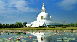 World-peace-monastery-lumbini