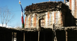 Traditional-house-jomsom