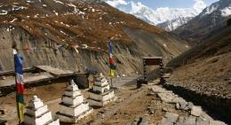 Jonsom-muktinath-trail