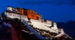 Potala-Palance-Lhasa