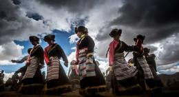 tibetan-woman