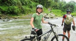 Biking the Rivers