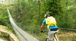 Crossing-the-Suspension-Bridge