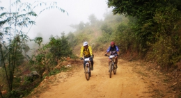 early morning Cycleung
