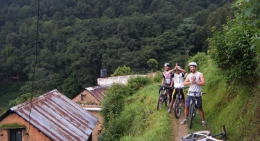 Kathmandu Valley off Road Biking