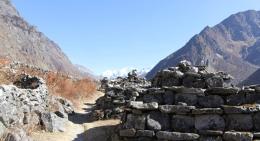 langtang-trek-route