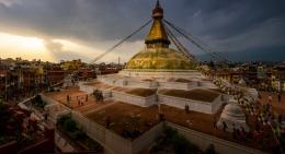 Boudhanath-Temple