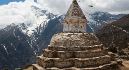 stupa-everest-region