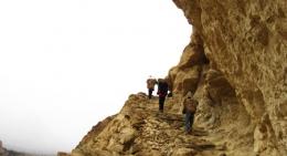 upper-mustang-trekking-route