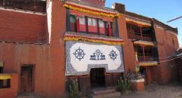 Monastery-upper-mustang