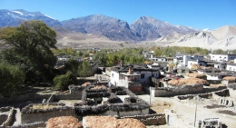 upper-mustang villages