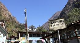 Lama-Hotel