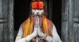 Sadhu-in-Pashupatinath