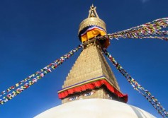 Buddhist Pilgrimage Sites in Nepal