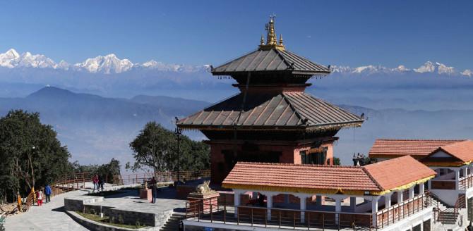 Popular Vantage Points around Kathmandu Valley