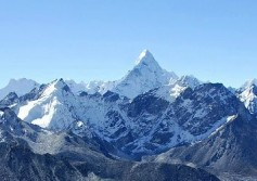 Nepal's Dolma Ri, One of the World's Best Hiking Summits