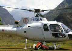 Helicopter Sightseeing Tour Nepal