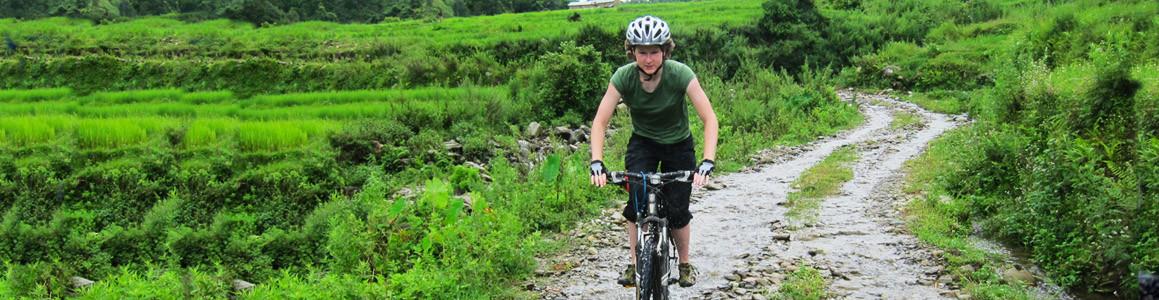 Kathmandu Valley Rim Mountain Biking