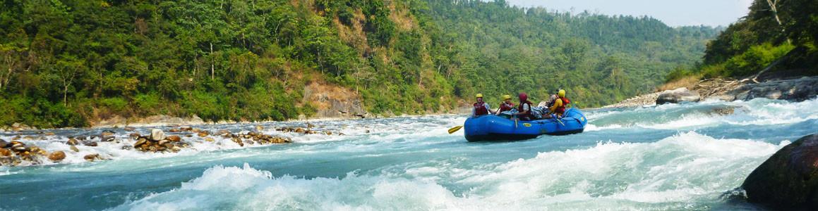 Budhi Gandaki Rafting