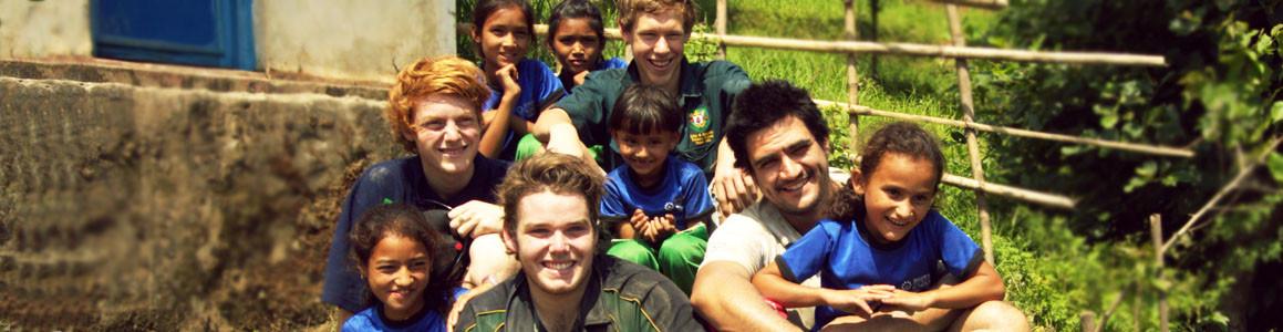 Gorkha Community Volunteer Program