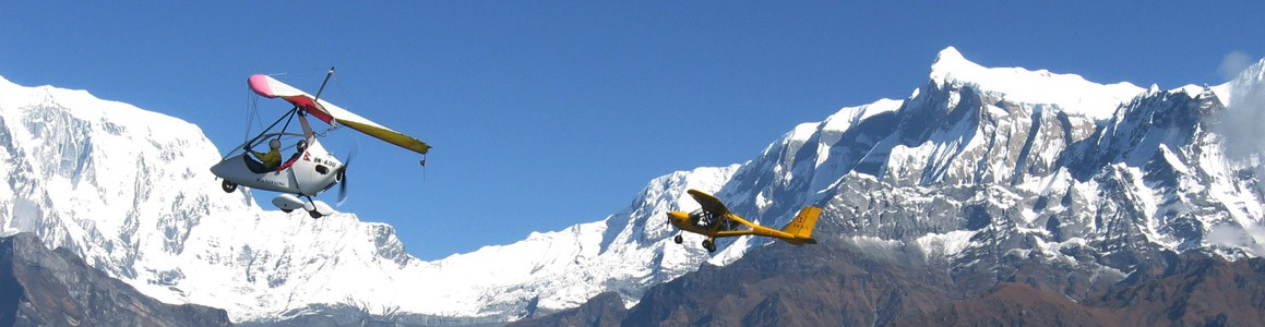 Ultra Micro Flight Nepal