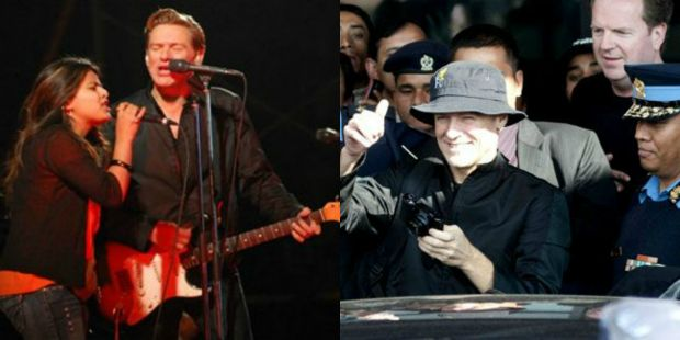 Bryan Adams Concert in Kathmandu