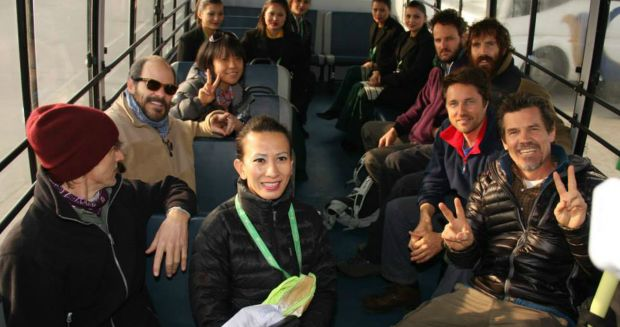 Hollywood Movie Everest Actors and Crew in Nepal for Shooting