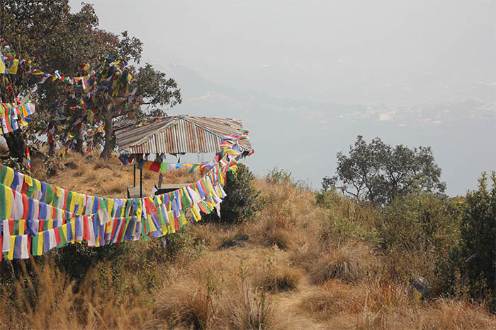 Popular Day Hikes around Kathmandu