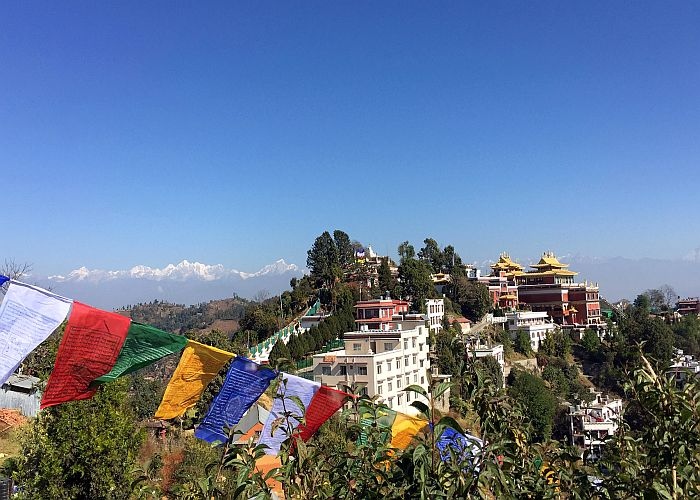 Buddhist Pilgrimage site